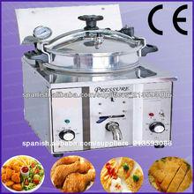 CE certificado máquina kfc Henny Penny presión máquina de pollo frito