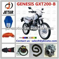 motocicleta refacciones para GENESIS