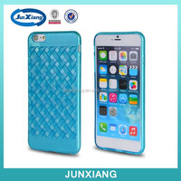 China supplier colorful transparent tpu cheap mobile phone case for iphone 6