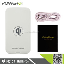 qi external battery wireless charging station charger magnetic resonance for xiaomi htc m7 m8 Nokia 1520 accessories