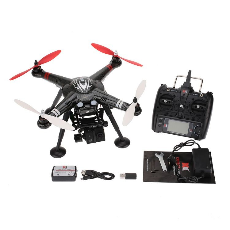 312380C-2.4GHz RC Quadcopter RTF Drone with 1080P HD Camera and 2-Axis Brushless Gimbal-2_11.jpg