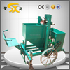 Potato seeder in farm machinery