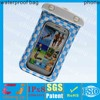hot sale fancy waterproof bag for phone with strap when surf swimming