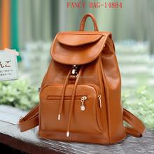 Custom beautiful fashion women genuine leather bag