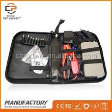 New model car emergency tools portable jump starter OEM/ODM welcomed