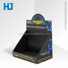 Noggin Head Store sales paper display box for 12 pcs
