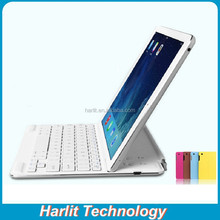 Magnetic Aluminum Bluetooth Keyboard For iPad Air 2 Logitech Ultrathin Style Aluminum Keyboard With Stand Function For iPad Air