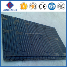 Black cooling tower filler/ PVC fill film for cooling tower/ Cooling tower packaging