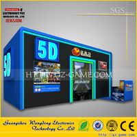 WD_CINEMA 5d cinema games for kids children game trailer for sale cinema chairs for sale