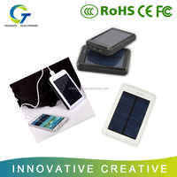 New Solar Power Bank Model 20000mAh Portable Solar Battery Middle East Hot sale Charging Battery for All mobile phones
