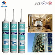 Curtain wall silicone glass sealants sealing window frame