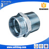 Hydraulic Male Straight Adapter Metric Fittings