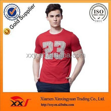Clothes summer printed with numbers jersey sportswear teen boys t shirt