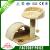 Factory middle & cheap scratching post with E1 particle board