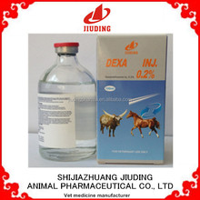 Animal medicine Veterinary for cattle dexamethasone injection