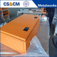industrial electrical power distribution box IP54 Protection Level outdoor enclosure