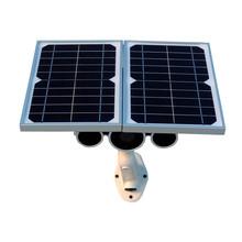 New Model Solar Power Ip Camera Battery Build-in 16G TF Card Wireless Waterproof IP66 P2P