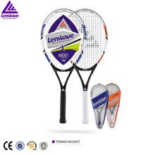 Lenwave marca de alta qualidade preço competitivo raquete de tênis de carbono