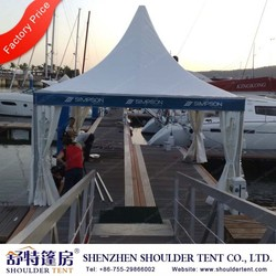 5X5m outdoor garden party marquee for sale