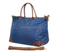 lady nylon shoulder handbag ,fashion waterproof tote bag ,wholesale designer mk bag