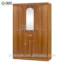 Muebles de dormitorio, closet de madera, mdf armario