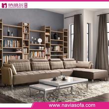 Alibaba foshan modern luxury living room furniture cheap l shape new model divan sofa