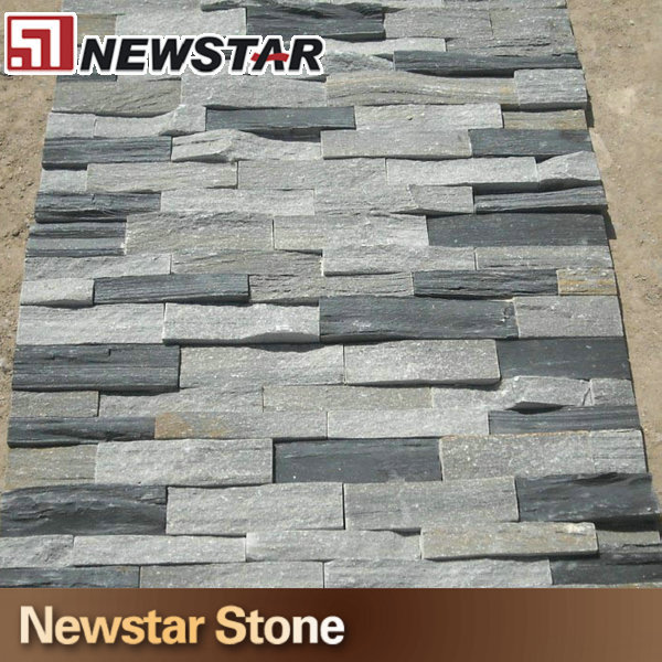 Newstar batu alam untuk dinding eksterior rumah dinding - Panel piedra exterior ...