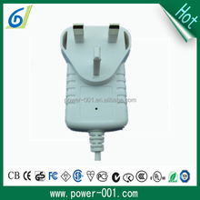 Factory price ac adapter CE/FCC/UL/GS/CB certificate ac power adapter home use
