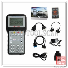 AKP104 Popular CK200 Auto Key Programmer No Tokens Limitation Newest Generation Updated Version of CK-100