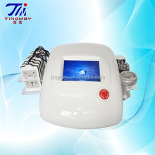 Cavitation rf vacuum lipo laser machine for sale loss weight