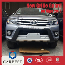 High Quality 2015 Model New Hilux Blister Grille Guard for Toyota Revo 2016