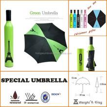 Promotional New Bottle Umbrella/Wine BottleUmbrella/Rain Umbrella