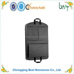 dry clean custom made garment bag foldable garment bag china supplier
