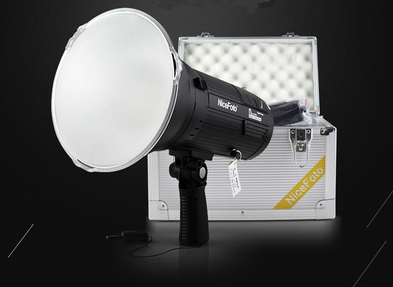 Nicefoto Photographic equipment Wireless studio flash Lightning Series