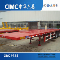 CIMC New Containers Hauler on Port Yard
