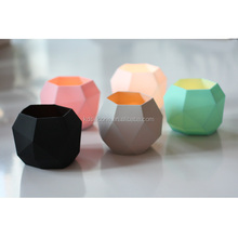 hot sale silicone tealight and candle holder,irregular heat resistant candle holder ,warm silicone candle holder