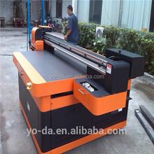 Cheapest UV LED Flatbed printer UV PVC Printer All surface