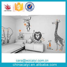 Apartment Design Animal Wall Stickers Kids Bedroom Design Kids,wall sticker design for boys bedroom