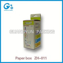 Manufacturer packaging recycled paper container