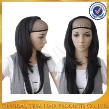 natural long hair wig wholesale cheap human hair wigs for white women human hair half wigs