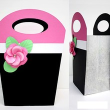 Wholesale art paper carry bag