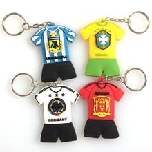3D jersey soft rubber plastic PVC key chain, soft PVC keychain/custom keychain, soft PVC keyring/PVC key ring/key tag/keytag