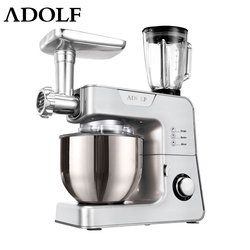 1000W die-cast housing multi-function black fruit and vegetable blender kitchen appliance stand mixer
