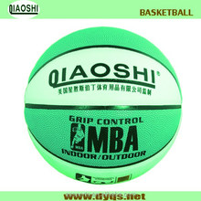 Mini rubber basketball wholesale