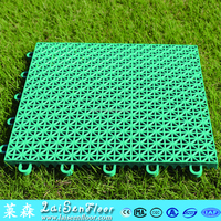 Environmental protection basketball sport outdoor basketball court interlocking floor tiles