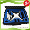 Tricases M2620 anti-shock engineer pp plastic case for dji phantom 3 with red foam