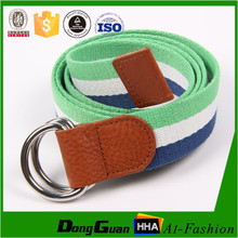 manufacturer famous designer canvas belts with high quality