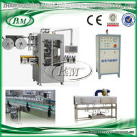 High Speed Labeling Machine for Empty Bottle Labeling
