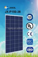 150Watt, China hot sale, high quality solar panel, polycrystalline