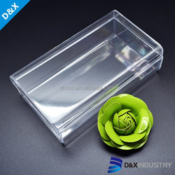 plastic molding maker for clear ps headphone packing box mold